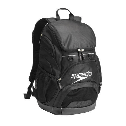 Speedo Teamster Backpack Large Black