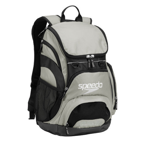 Speedo Teamster Backpack Large Silver