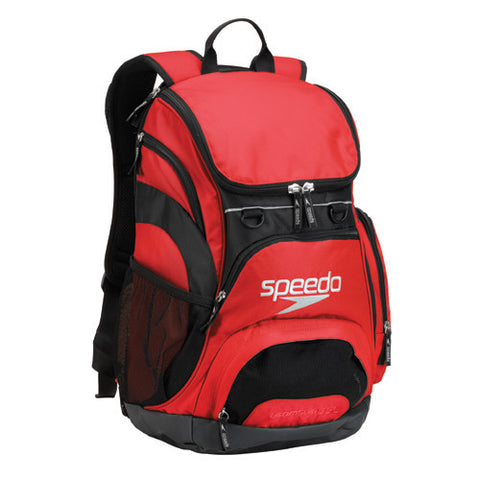 Speedo Teamster Backpack Large Red
