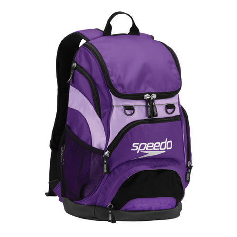 Speedo Teamster Backpack Large Purple