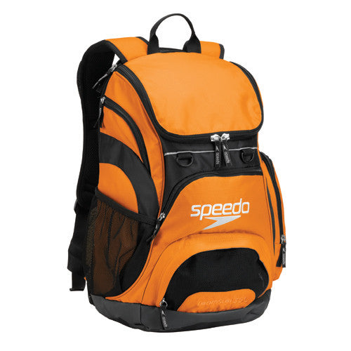 Speedo Teamster Backpack Large Orange
