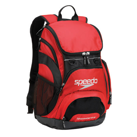 Speedo Teamster Backpack Small Red