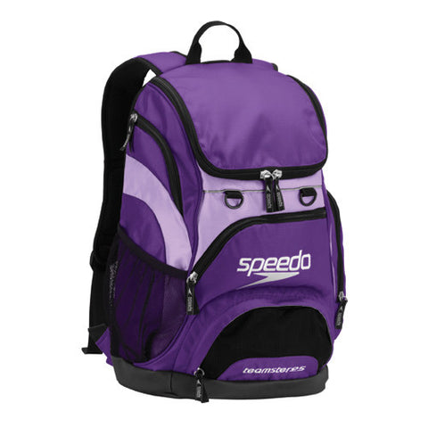 Speedo Teamster Backpack Small Purple
