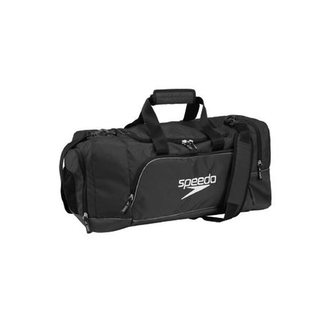 Speedo Teamster Duffle Black