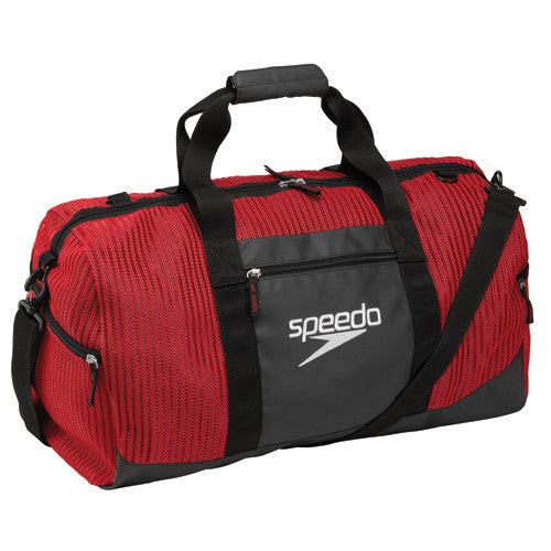 Speedo Ventilator Duffle Red