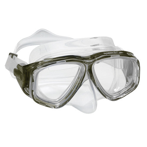Speedo Adult Adventure Mask Smoke