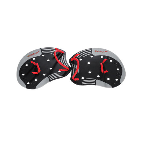 Speedo IM Tech Paddle Smoke/Multi Mirrored MD/LG