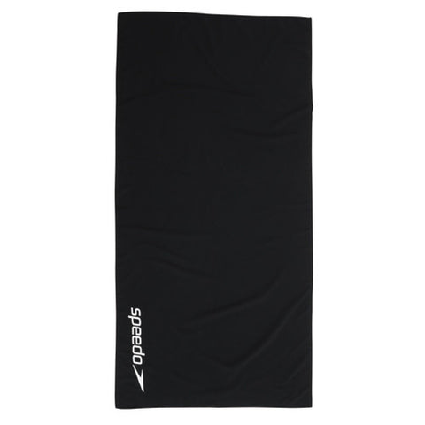 Speedo Large Chamois Towel Black