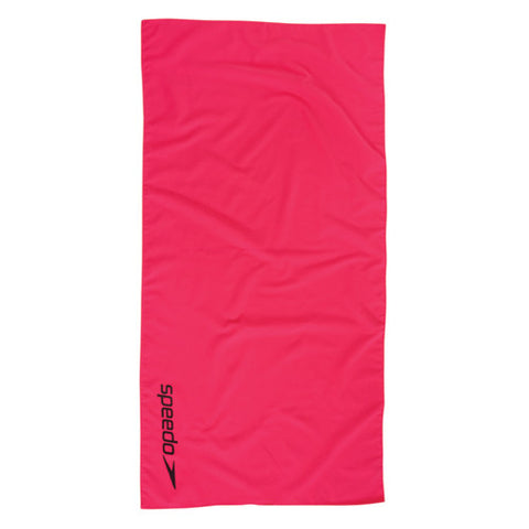 Speedo Large Chamois Towel Pink