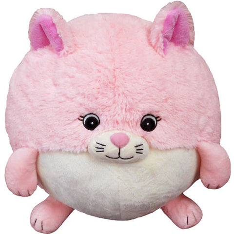 Squishable Pink Kitty 15in