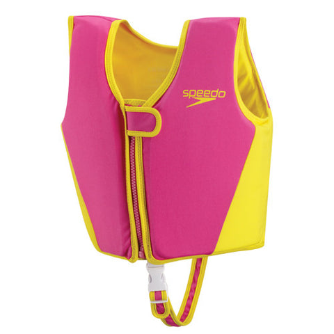 Speedo Classic Swim Vest Pink MD