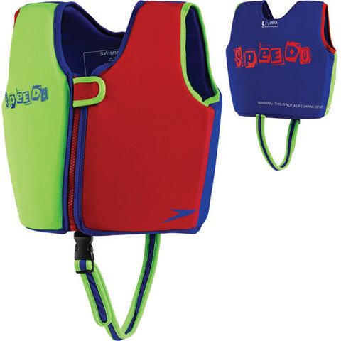 Speedo Classic Swim Vest Red MD