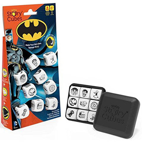 Gamewright Rory's Story Cubes Batman