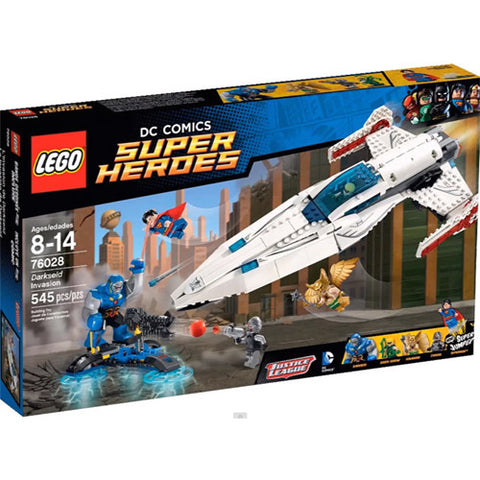 Lego SH Darkseid Invasion