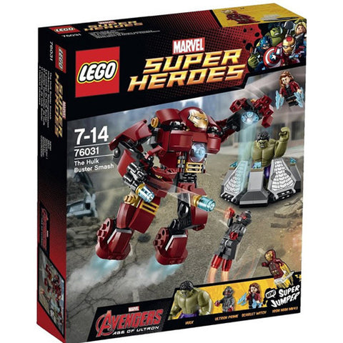 Lego SH The Hulk Buster Smash