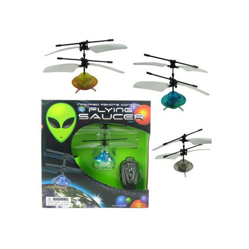 Master Toy Flying Saucer