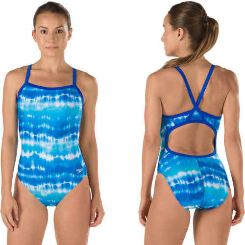 Speedo Lycra Water Supply Blue 34