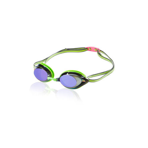 Speedo Vanq 2.0 Mirrored Key Lime