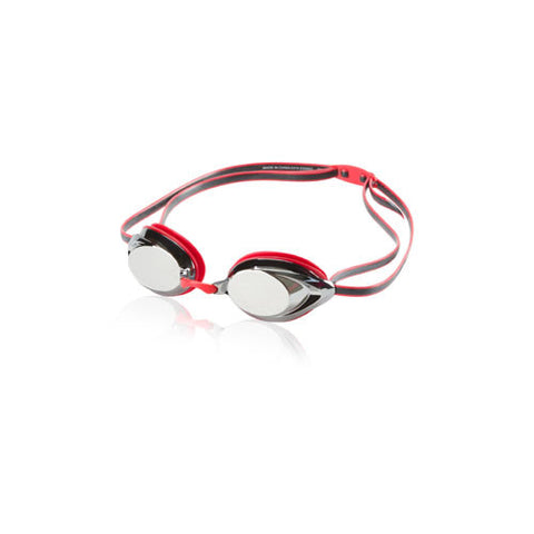 Speedo Vanq 2.0 Mirrored Red