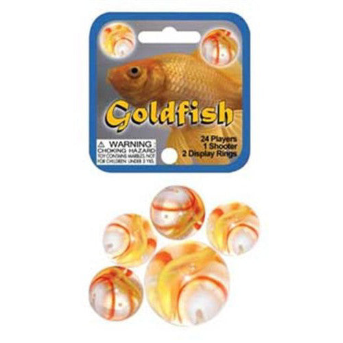 MegaFun GOLDFISH GAME NET 24 + 1
