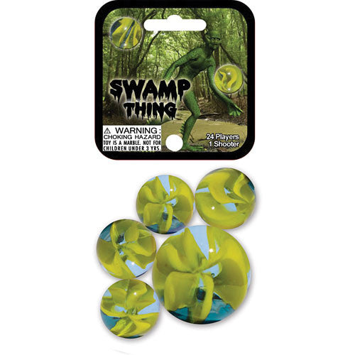 MegaFun SWAMP THING GAME 24 + 1