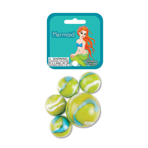 MegaFun Mermaid Marbles