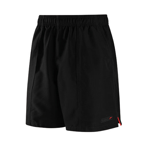 Speedo Rally Swim Shorts Black LG