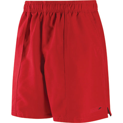 Speedo Rally Swim Shorts Red Bluff SM
