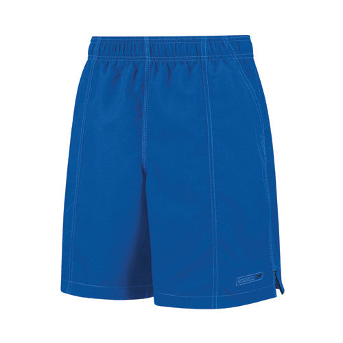 Speedo Rally Swim Shorts Blue LG