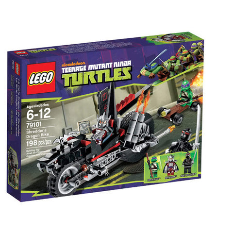 Lego NT Shredder's Dragon Bike