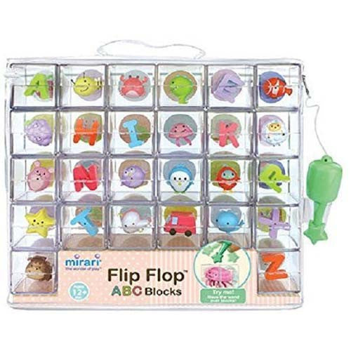 Mirari Flip Flop ABC Blocks
