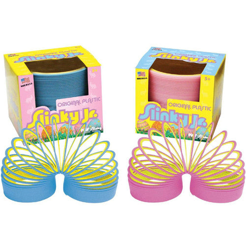 Poof Plastic Slinky Eater Colors