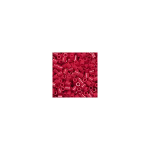 Perler Beads 2.5mm Red 1000pc