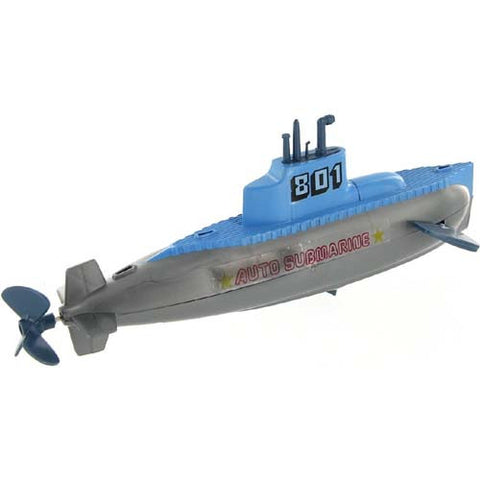 Castle Toy Auto Diving Submarine