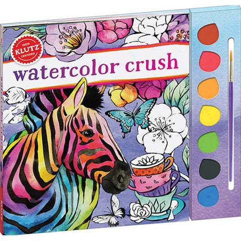 Klutz Water Color Crush
