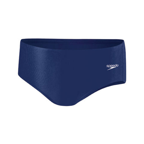Speedo Solid Endurance+ Brief Swimsuit Navy 24