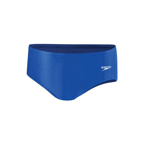Speedo Solid Endurance+ Brief Swimsuit Speedo Blue 26