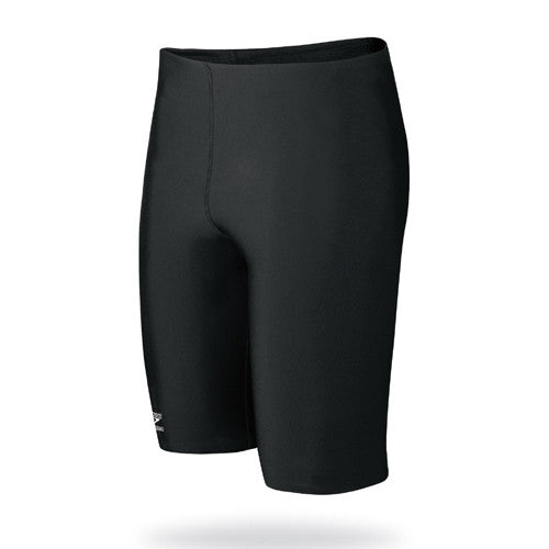 Speedo Solid Poly Jammer Black 38