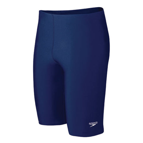 Speedo Solid Poly Jammer Navy 36