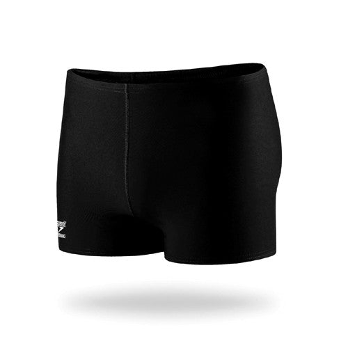 Speedo Endurance+ Square Leg Swimsuit Black 34
