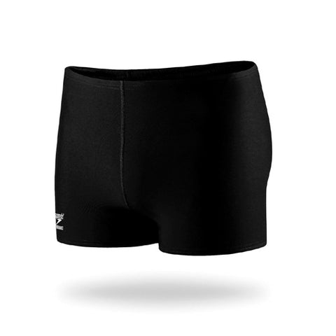 Speedo Endurance+ Square Leg Swimsuit Black 30