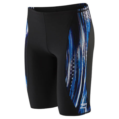 Speedo Deep Within Poly Jammer Blue 24