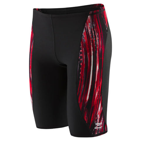 Speedo Deep Within Poly Jammer Red 24
