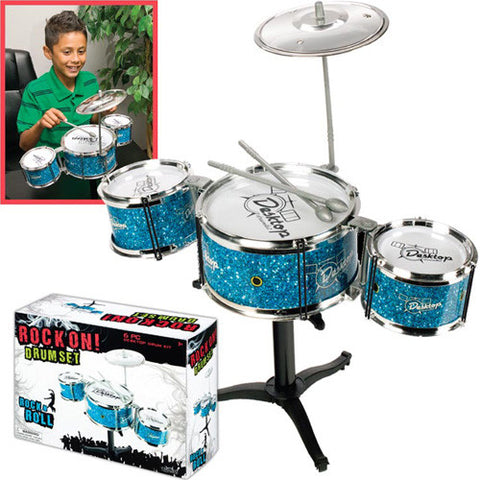 Toysmith Desk top Rock On Drums