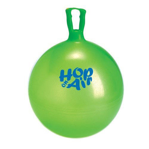 "Toymarketing Lime 22"" Hop 55 Ball"