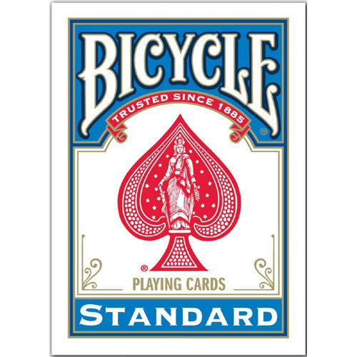 Bicycle Playing Cards Blue