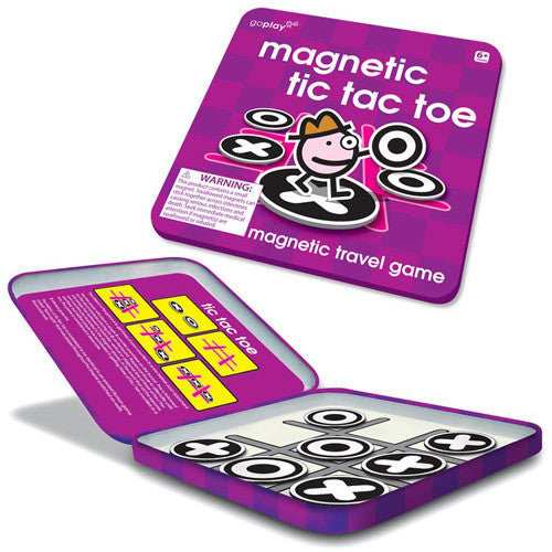 Toysmith Magnetic Tic Tac Toe