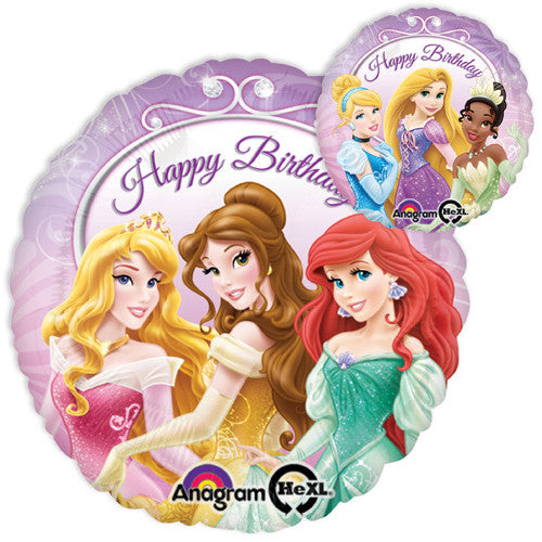 B Everywhere Birthday Princesses 18""