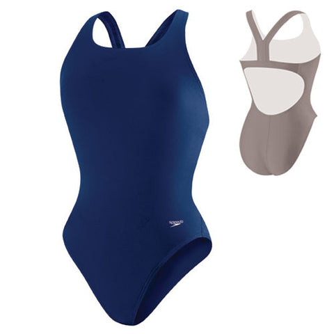Speedo Poly SuperPro Navy 28