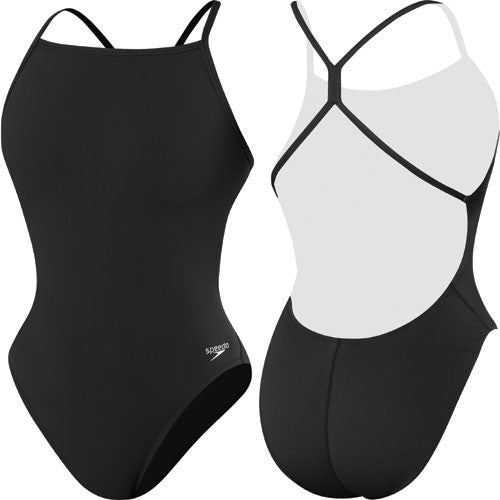 Speedo The One Black 28
